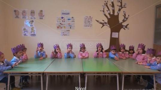 """""""La corona scomoda"""": il corto che racconta il Covid con gli occhi dei bambini"""