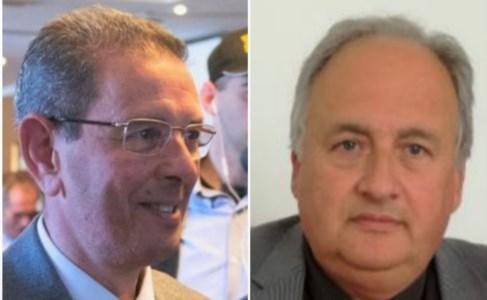 Demetrio Metallo e Vincenzo Farina