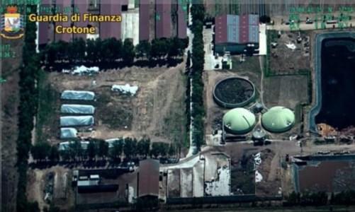 Frode da 14 milioni nelle energie rinnovabili: sequestrata azienda agricola nel Crotonese
