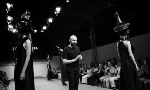 Giuseppe Fata alla Milano Fashion Week
