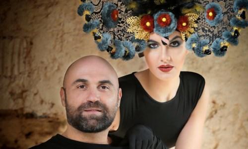 Il calabrese Fata incanta le sfilate milanesi omaggiando la scrittrice Piaggi