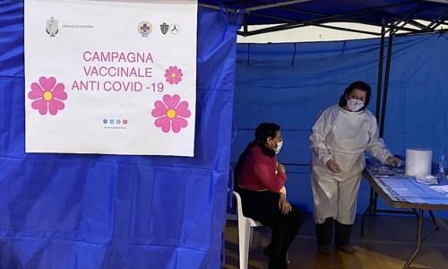Vaccinazioni anti Covid a Cetraro