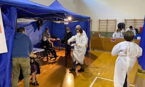 Vaccinazioni over 80 a Cetraro