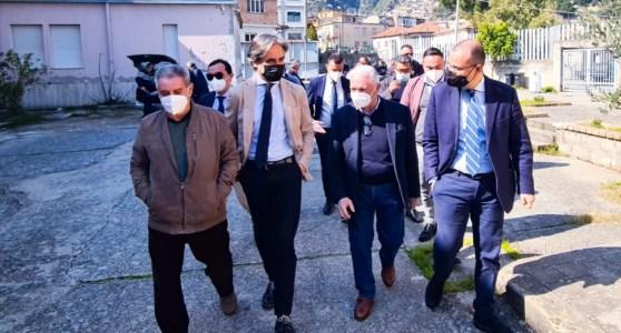 A San Luca un incontro alla ricerca di soluzioni per la strada verso Polsi