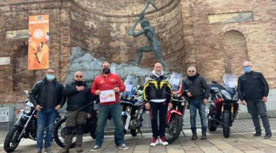 Catanzaro, l'associazione Angeli in moto torna in campo accanto all'Aism