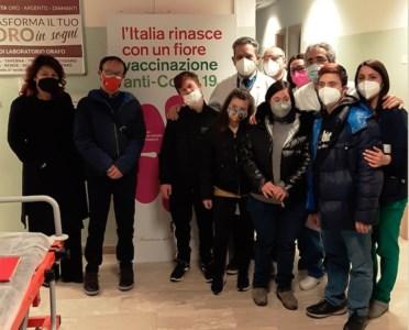 Vaccini anche per le persone Down, l'ospedale di Cosenza risponde all'appello