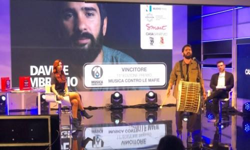 """""""Musica contro le mafie"""", a Sanremo i premi firmati da Antonio Affidato"""