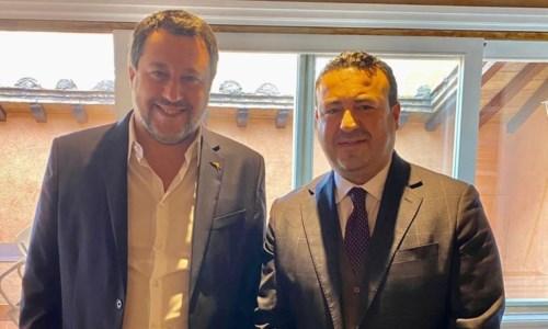 Salvini e Calabretta