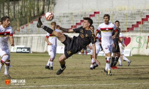 Il match tra San Luca e Castrovillari
