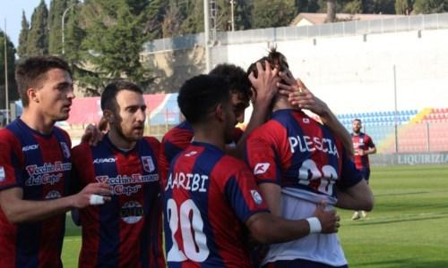 Serie C, Vibonese in casa contro la Casertana per interrompere la striscia negativa