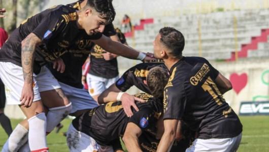 Serie D, il San Luca rovina il 100esimo compleanno al Castrovillari: i reggini vincono 1-0