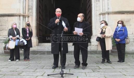 L'intervento dell'Arcivescovo di Cosenza alla celebrazione dell'8 marzo