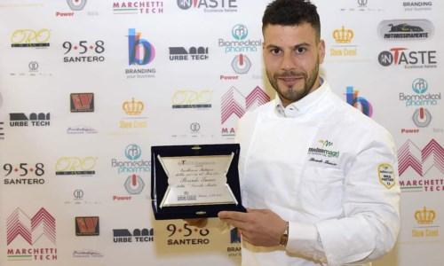 """Il """"boss delle pizze"""" calabrese Florindo Franco premiato a Sanremo"""