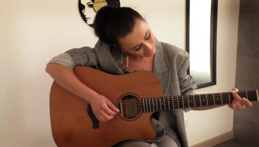 Sanremo, la cantante calabrese Verdiana racconta la sua avventura: «Sul palco con un'icona»