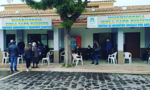 Covid, a Isola Capo Rizzuto conclusa vaccinazione over 80: la nota del Comune