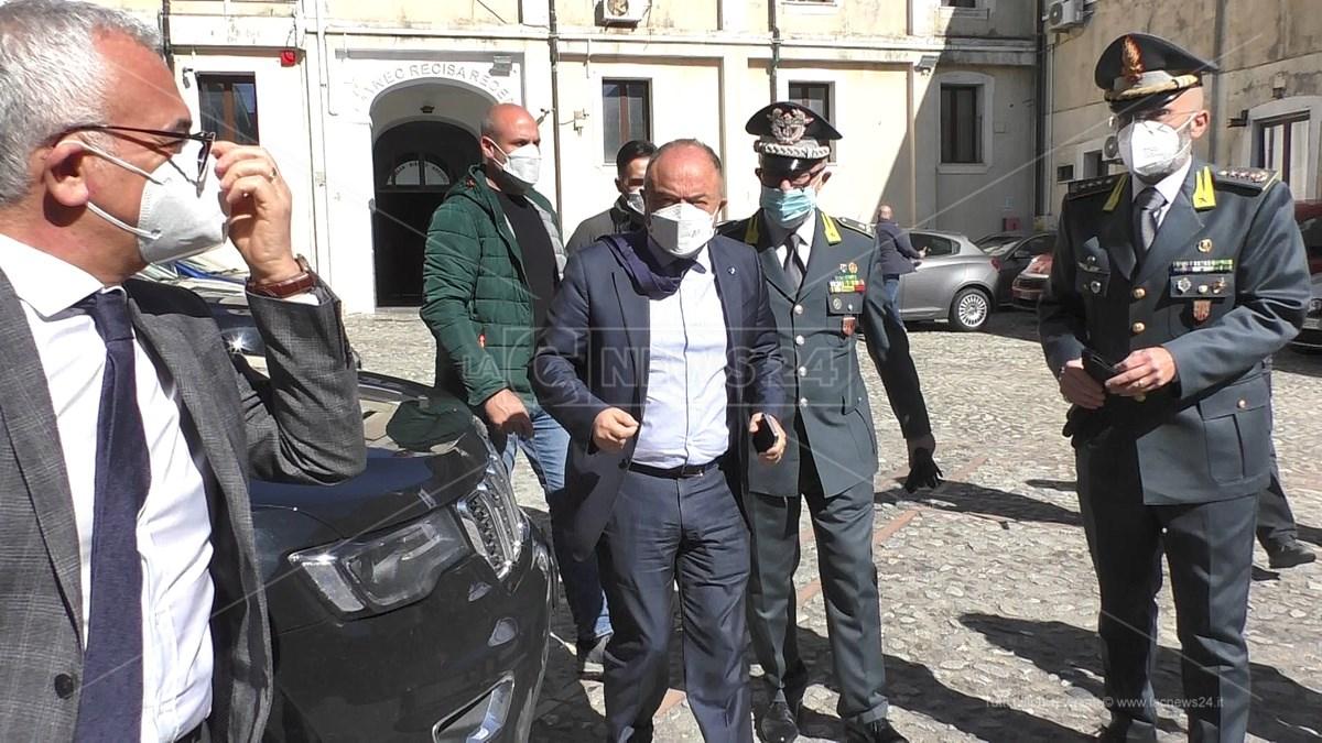 Il procuratore di Catanzaro, Nicola Gratteri