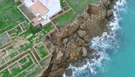 Capo Colonna, al via i lavori per la tutela del sito archeologico