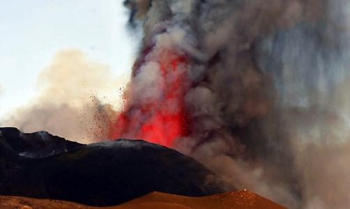 Etna, foto ansa
