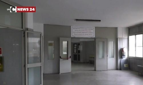 L'interno della casa della salute di Scilla
