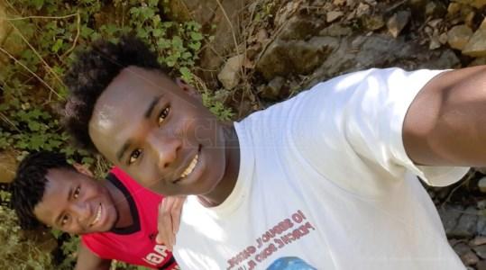 Dal Senegal alla Calabria, Moussa e Bacary: storia di un'amicizia senza senza confini