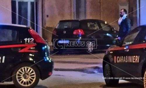 Intimidazione ai carabinieri di Cetraro, l'Arma invia rinforzi: in arrivo 26 militari