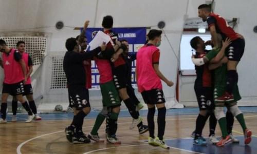Serie A2 Futsal, nella diciannovesima giornata vincono Cosenza e Polistena