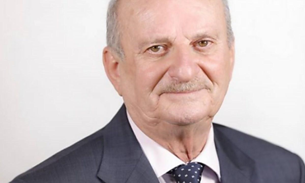 Il sindaco Pantaleone Mercuri