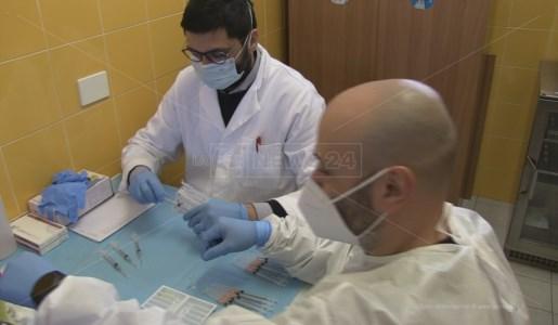 Reggio Calabria, ripartono le vaccinazioni al Gom: somministrate in totale 12mila dosi
