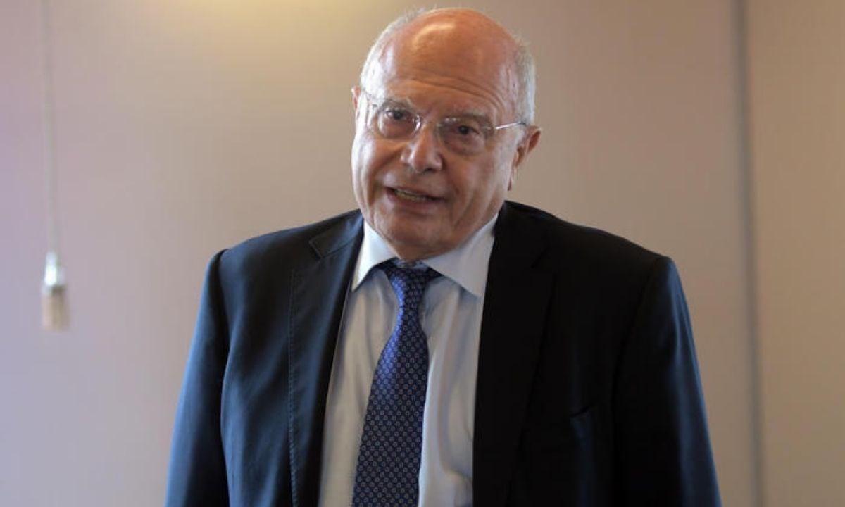 Massimo Galli (foto Ansa)
