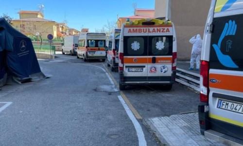 Corigliano Rossano, il Covid miete un'altra vittima: 13 i morti nell'ultimo mese