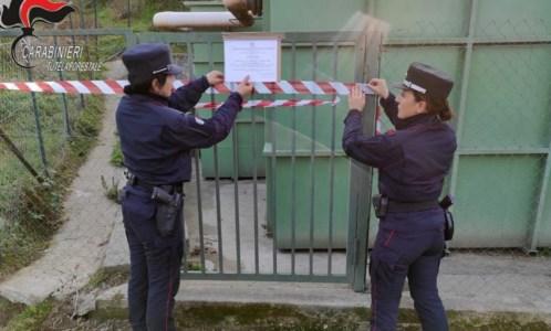 Fanghi non trattati nei terreni, sequestrato impianto di depurazione nel Cosentino