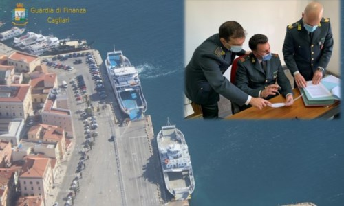 Truffa in Sardegna, sequestrati traghetti e beni per 64 mln anche a Reggio Calabria