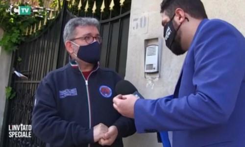 Nino Spirlì intervistato da Michele Macrì