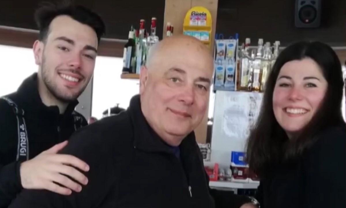 Antonio Silipo e i suoi figli