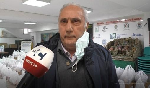 Il presidente della Casa, Fortunato Scopelliti