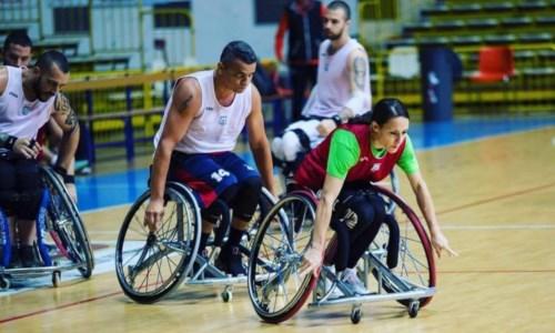 Basket in Carrozzina, Reggio si arrende ai campioni d'Italia del Santo Stefano Avis