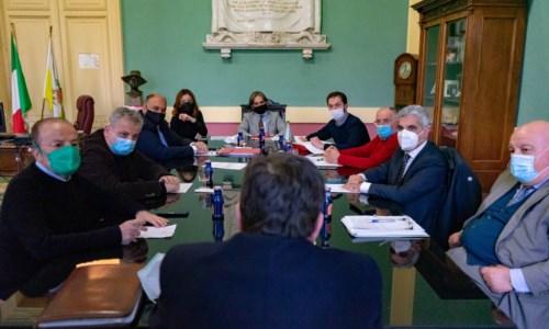 Ospedali e campagna vaccinale nel Reggino, i sindaci incontrano il neo commissario Asp