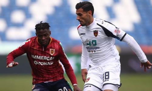 Serie B, Cosenza ancora un pareggio: in casa della Reggiana finisce 1-1
