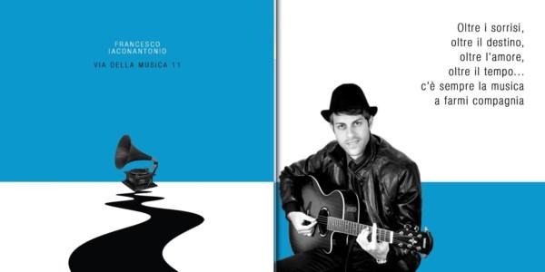 """""""Via della Musica 11"""": il nuovo album dell'artista catanzarese Iaconantonio"""