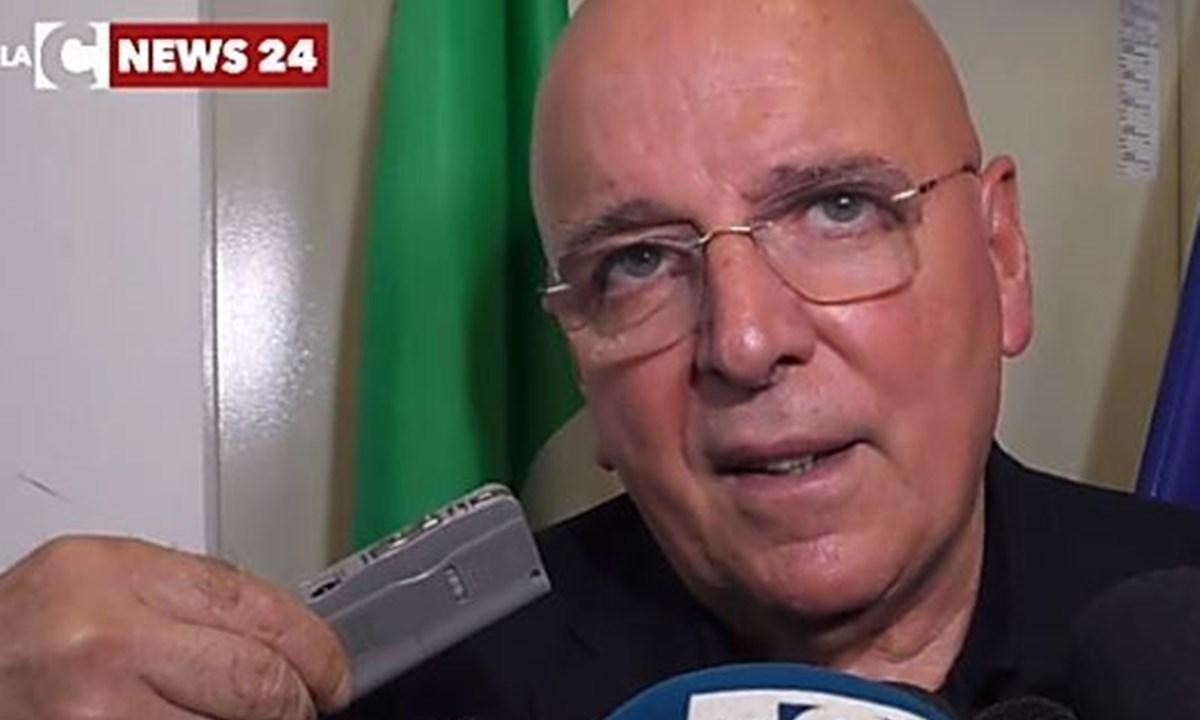 Mario Oliverio, candidato alla presidenza della Regione