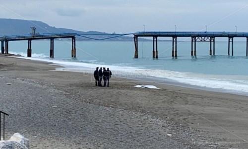 Siderno, cadavere di una donna rinvenuto in mare: avviate le indagini
