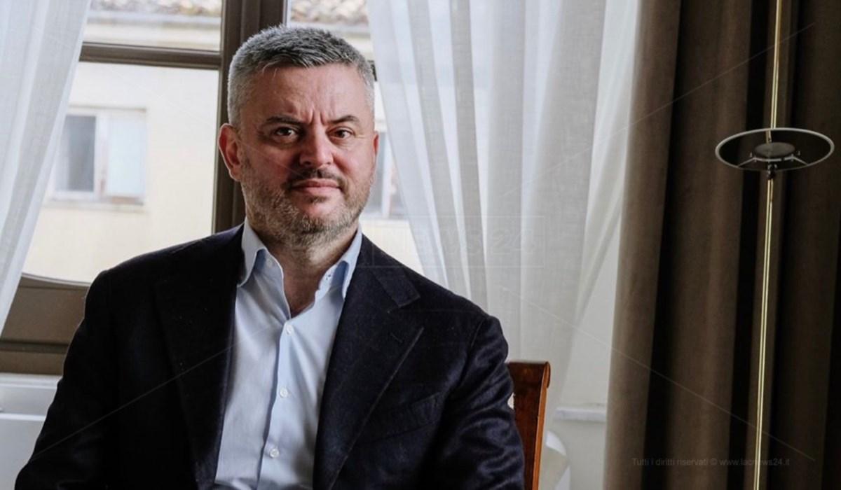 L'ex parlamentare socialista Giacomo Mancini