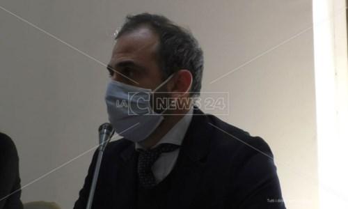 L'assessore Antonio Scandale