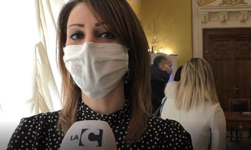 L'assessore di Reggio Calabria alle Attività Produttive Irene Calabrò