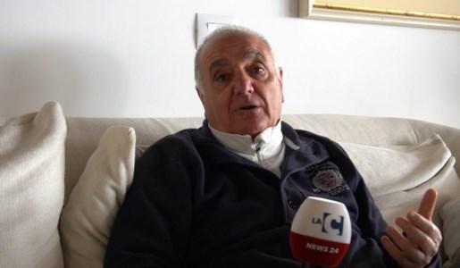 L'ex direttore sanitario Vincenzo Cesareo