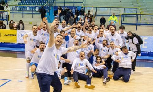 Serie A2 Futsal, un Cosenza eroico batte il Polistena. Il Napoli è campione