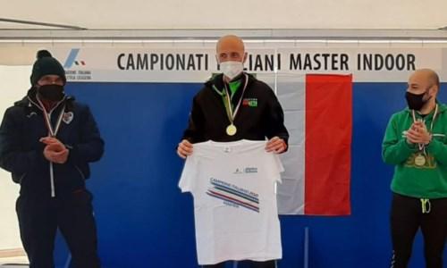 Atletica, il calabrese Ivano Nicoletti si laurea campione italiano nei 200 metri indoor