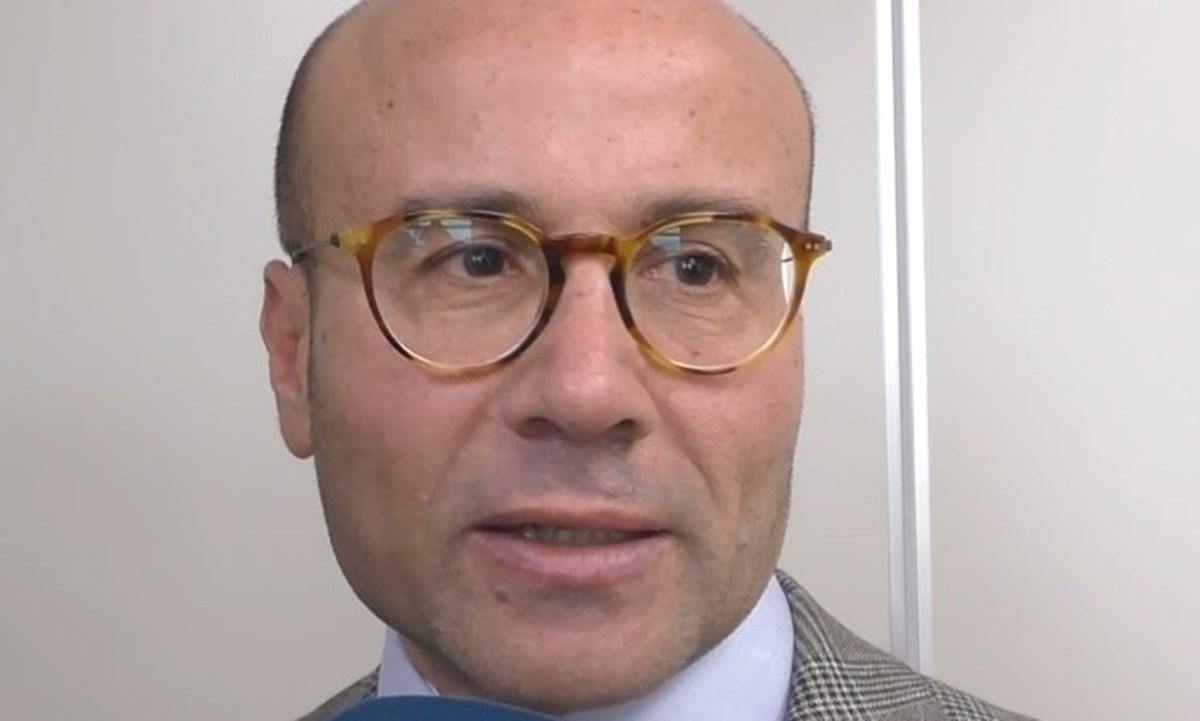 Il procuratore Pierpaolo Bruni