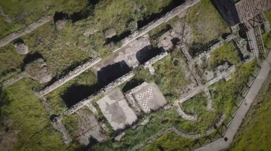 Il fascino della Villa romana di Roggiano nella nuova puntata di Meravigliosa Calabria