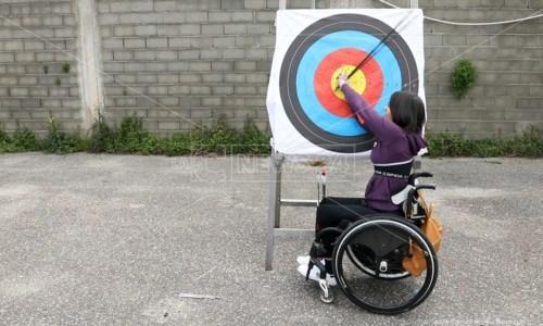 Dall'incidente a campionessa di tiro con l'arco: Enza Petrilli ora sogna le Paralimpiadi